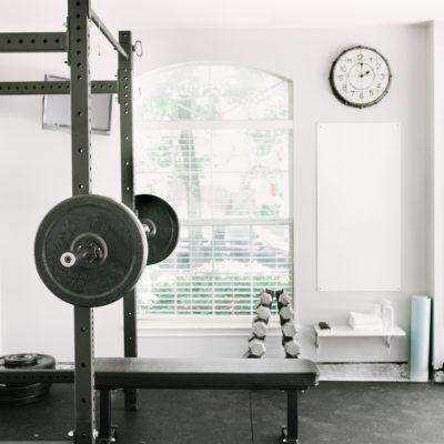 Building A Garage Gym