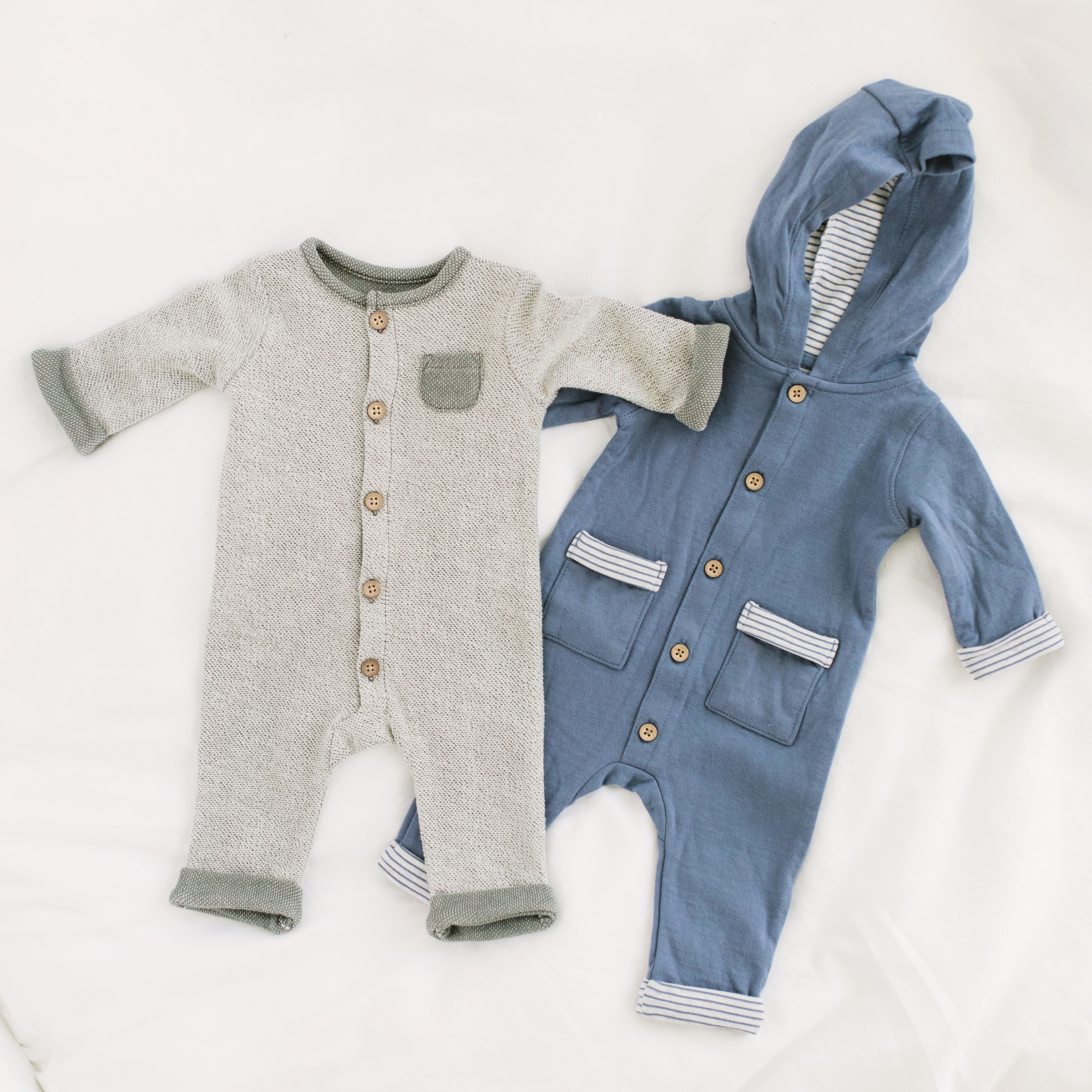 Baby boy rompers by Carters from JCPenny