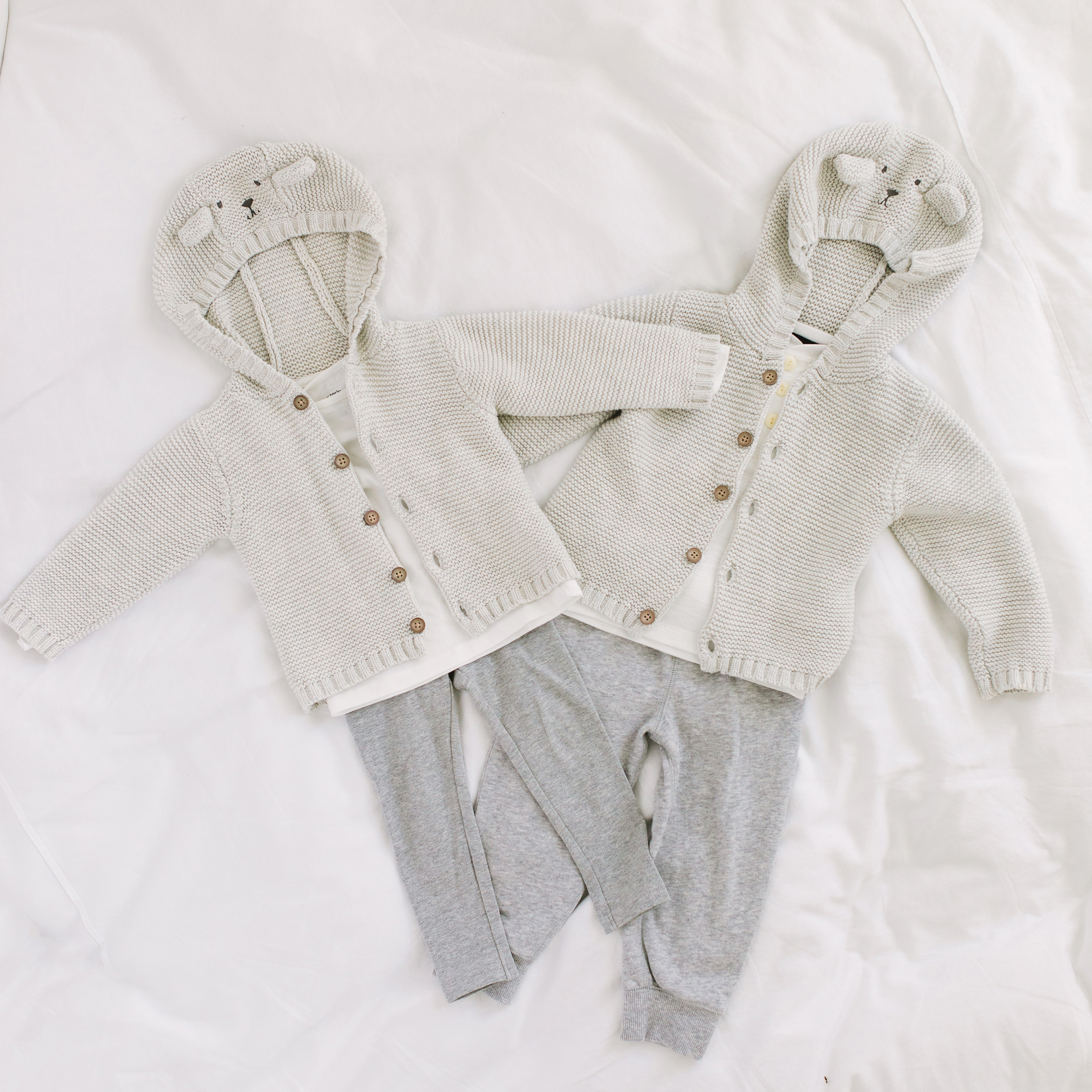 gender neutral outfit by Carters from JCPenny