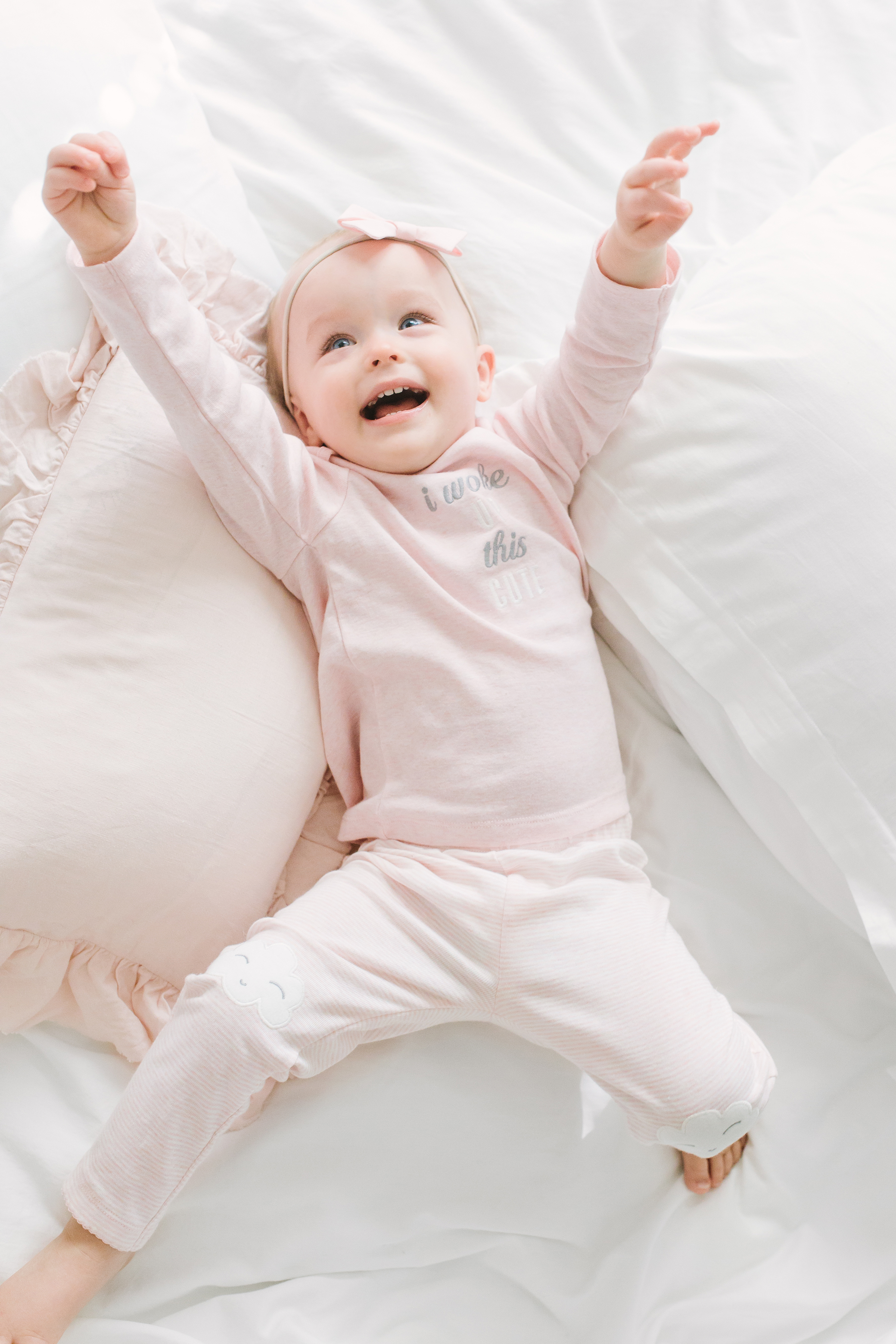 Carter's baby three piece set from JCPenny