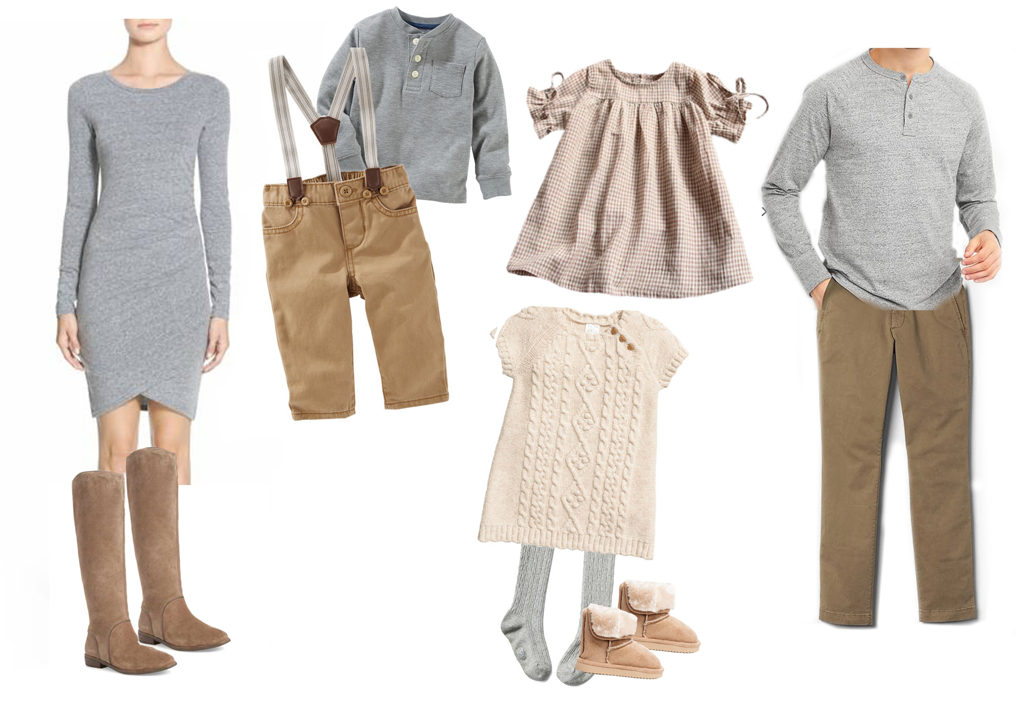 fall family session outfits