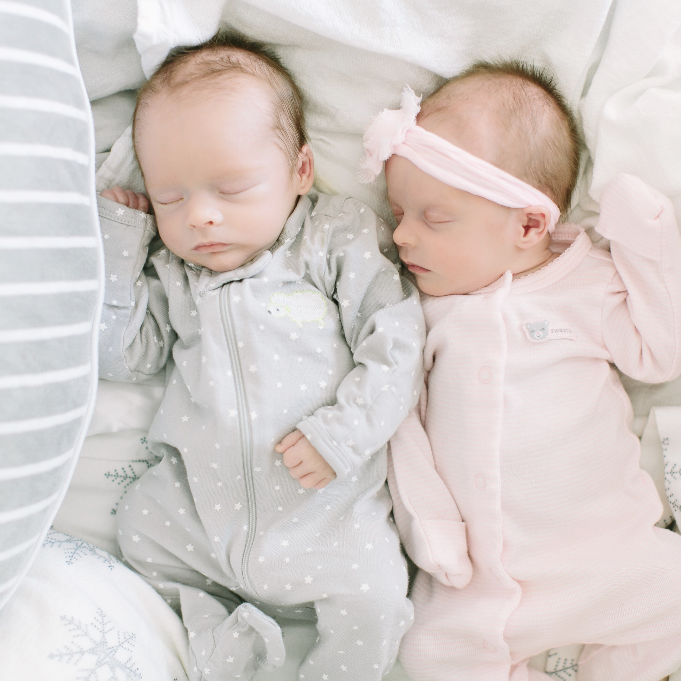 How I Sleep Trained My Twins
