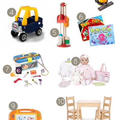 Baby And Toddler Amazon Prime Christmas Gift Ideas